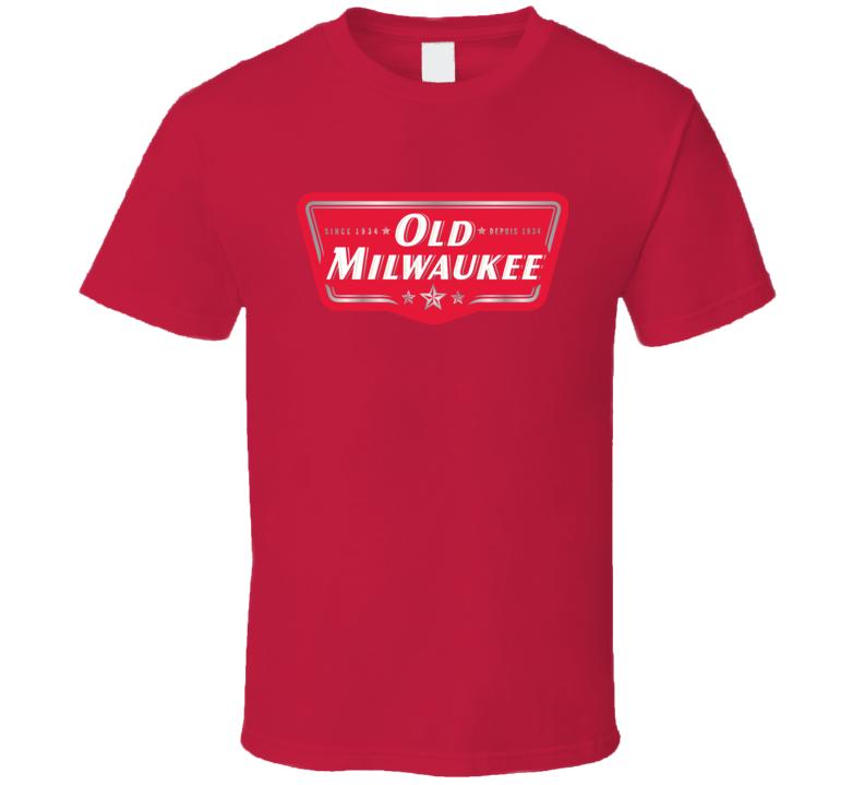 Old Milwaukee Beer T Shirt
