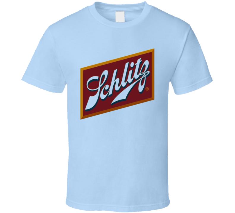 Schlitz Beer T Shirt