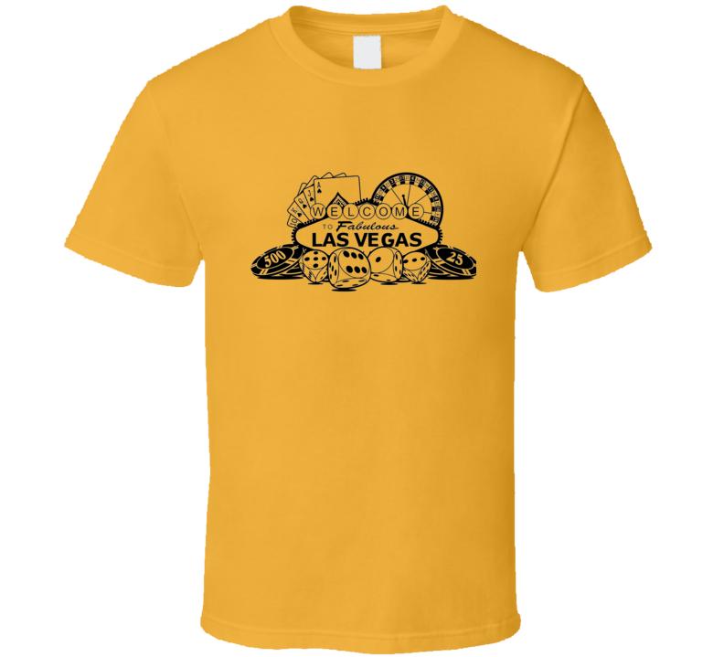 Las Vegas T Shirt