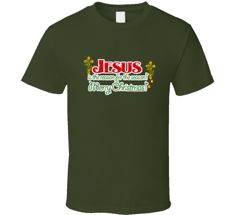 Jesus Is The Reason For The Season T Shirt