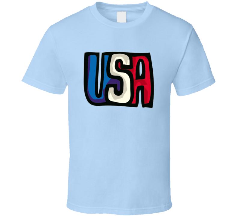 U S A T Shirt