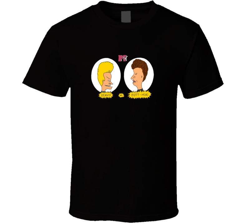 Beavis & Butthead T Shirt
