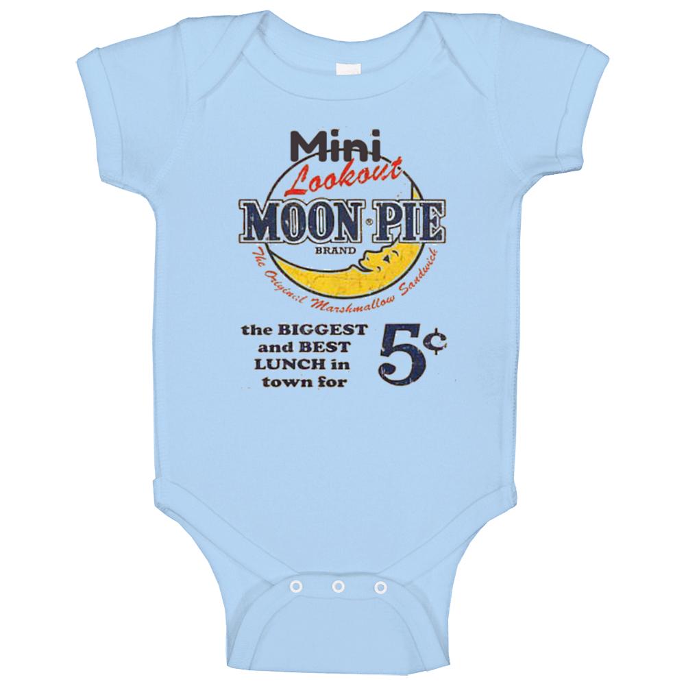 Mini Moon Pie Baby One Piece
