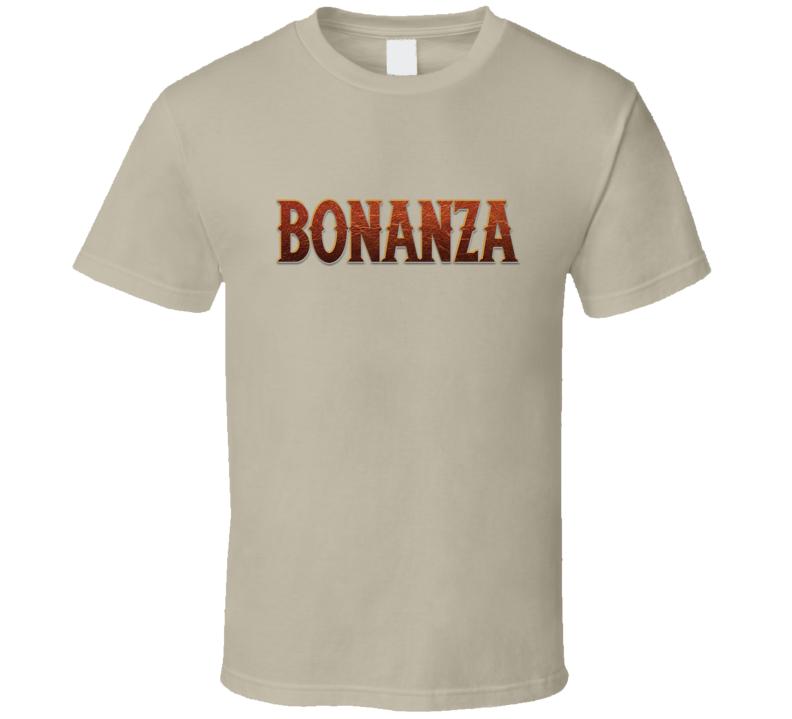 Bonanza T Shirt