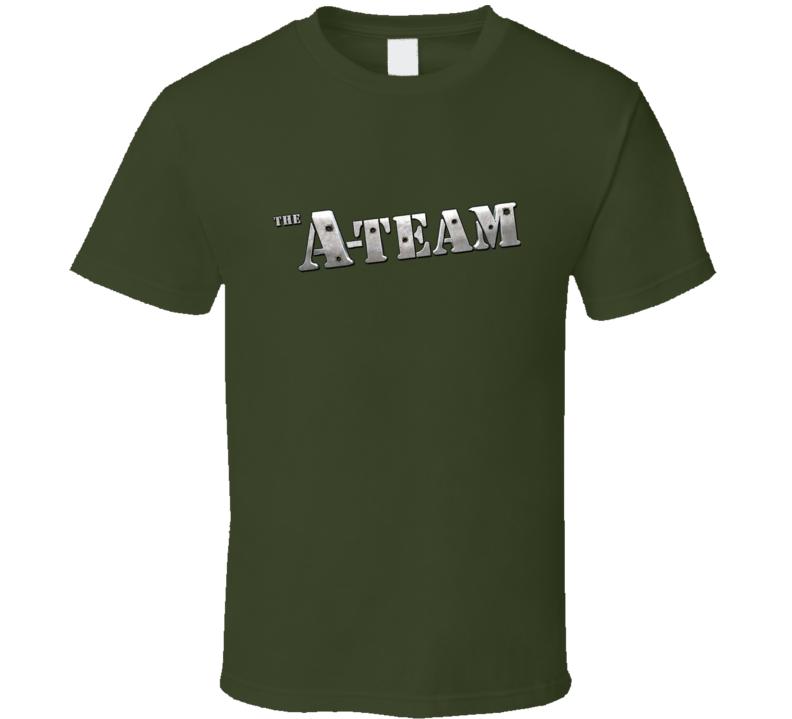 The A Team T Shirt