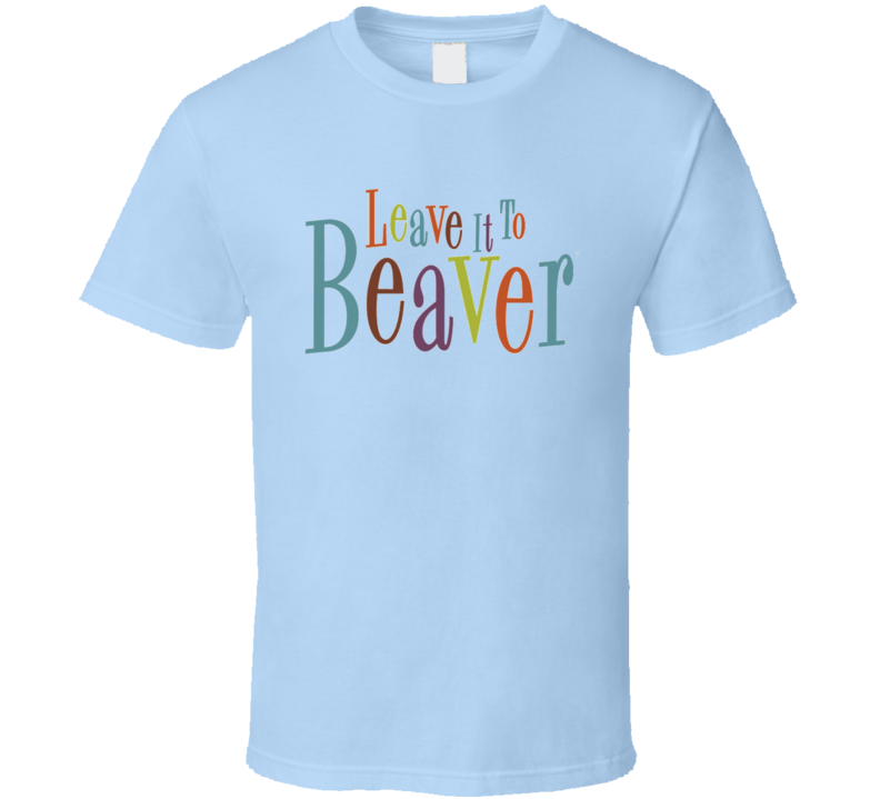 Leave It To Beaver T Shirt