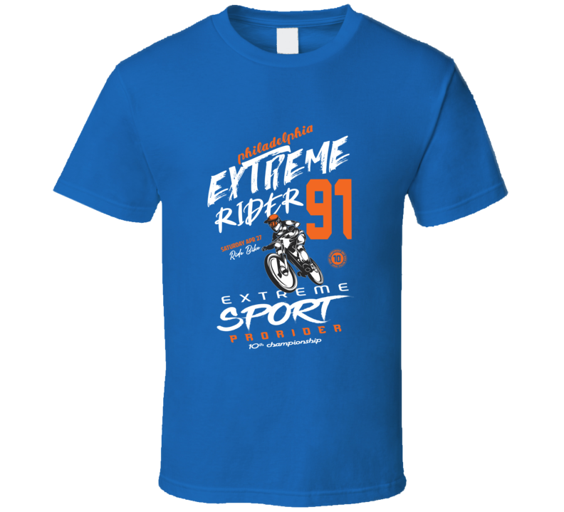 Extreme Sport Pro Rider T Shirt