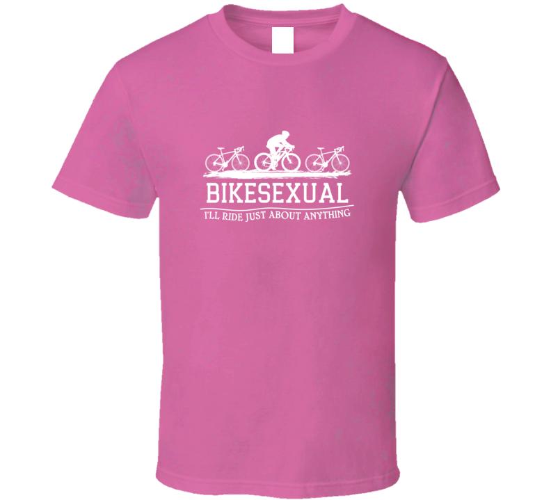 Bikesexual T Shirt