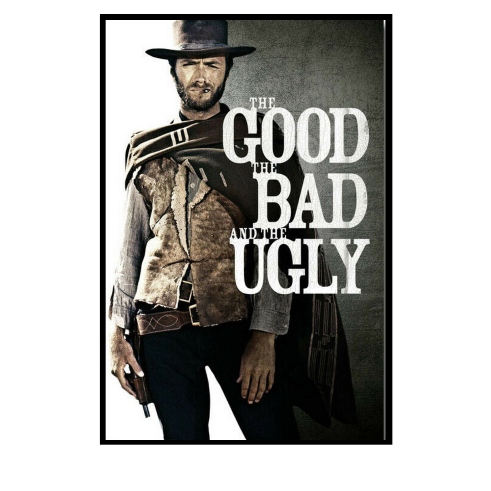 The Good Bad & Ugly Movie Poster