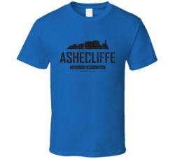 Ashecliffe Hospital for the Criminally Insane T-Shirt Shutter Island