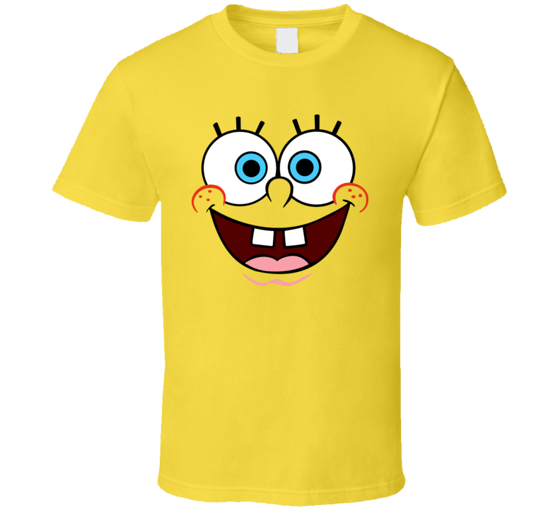 Spongebob Big Face T-Shirt
