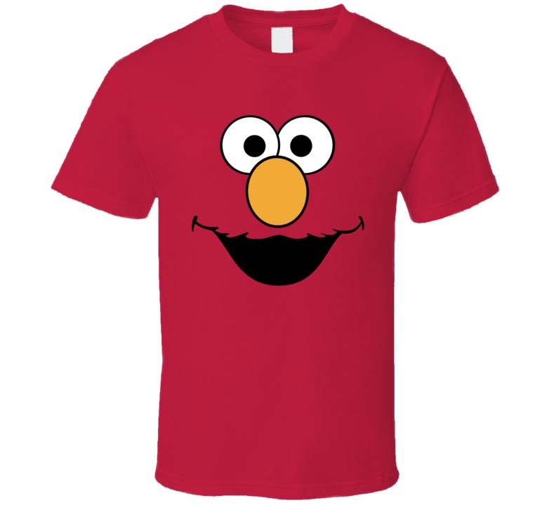 Elmo Big Face T-Shirt