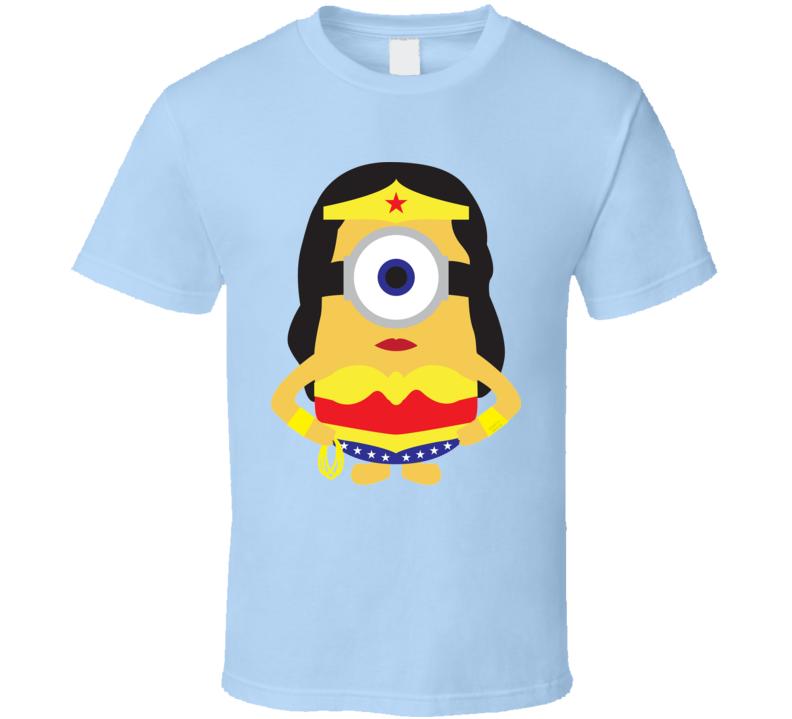 WonderWoman Minion T-Shirt