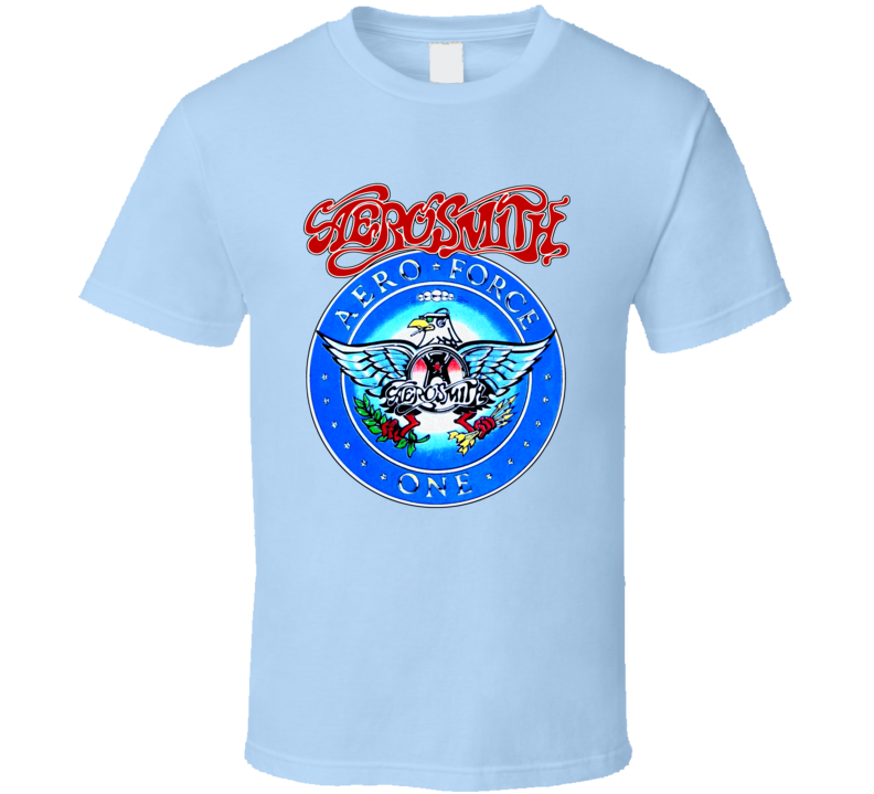 Aero Force One Lt.Blue T Shirt