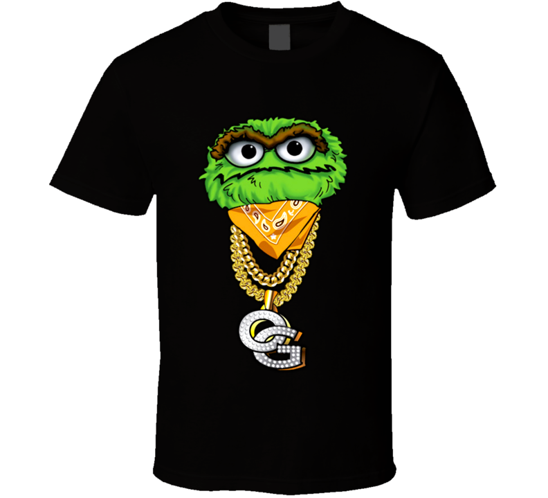 Oscar the Grouch OG T-Shirt