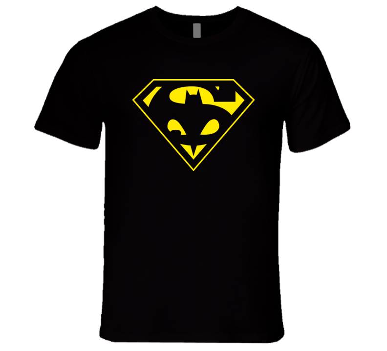 Super Batman Fitted T-Shirt