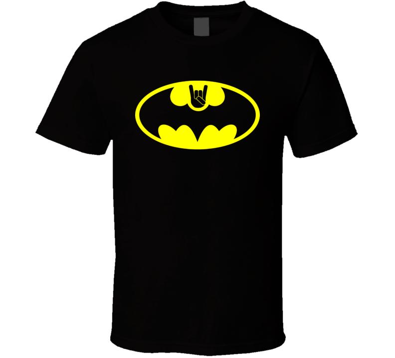 Rockin' Batman T-Shirt