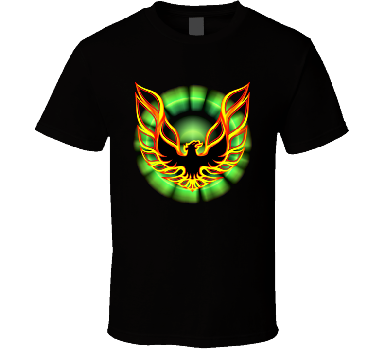 Abstract Phoenix T Shirt