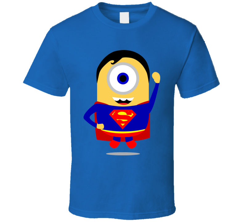 SuperMan Minion 2  T Shirt