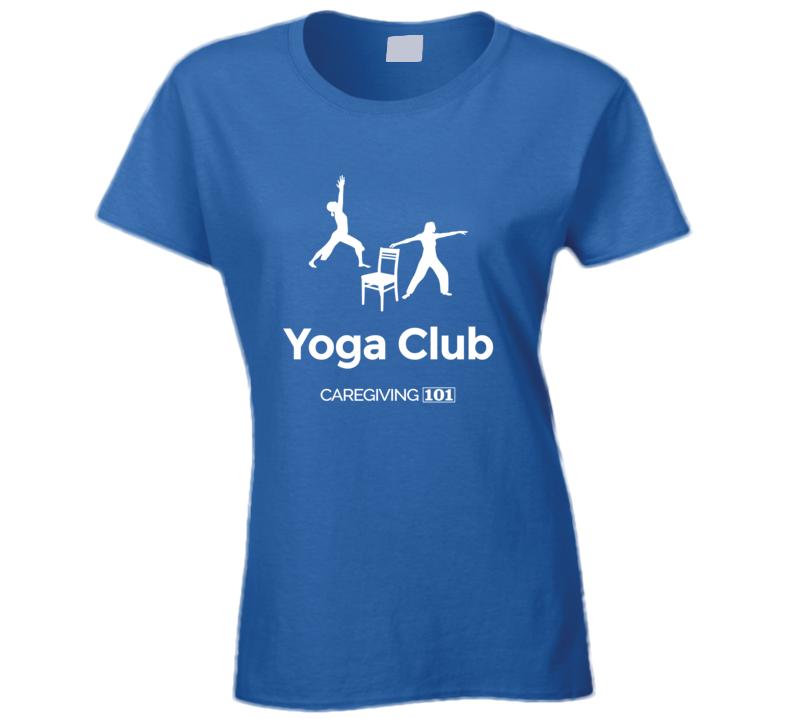 Yoga Club W T Shirt