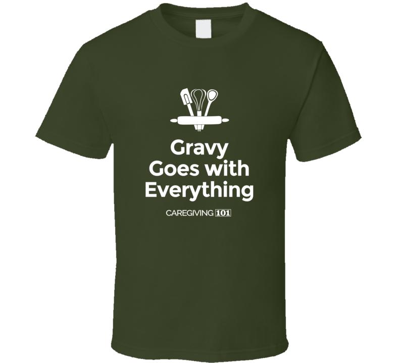 Cooking Club:  Gravy W T Shirt