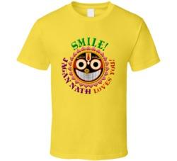 SMILE! Jagannath Loves You