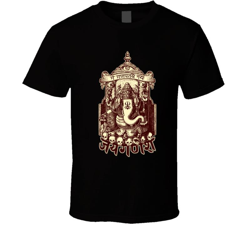 JAI GANESHA T Shirt