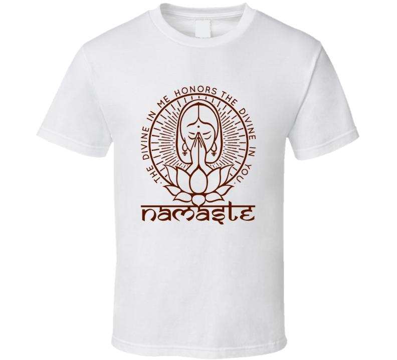NAMASTE T Shirt (2)