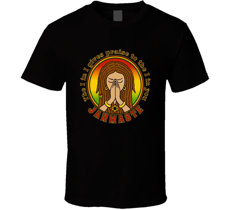 JAHMASTE T Shirt