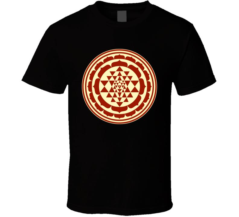 SRI YANTRA T Shirt (2)