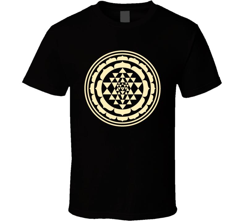 SRI YANTRA T Shirt (1)