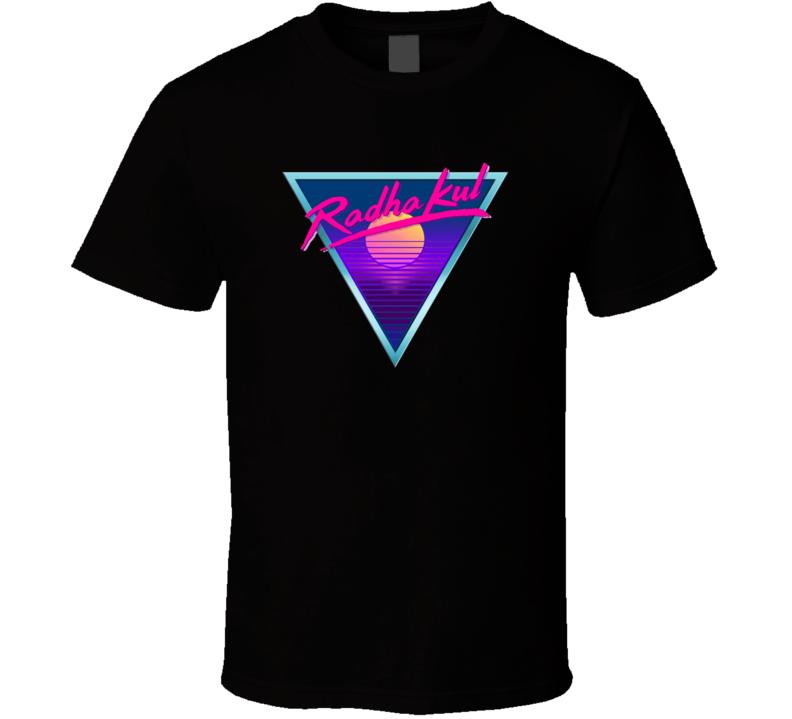 Radha Kul Retro 80s T Shirt