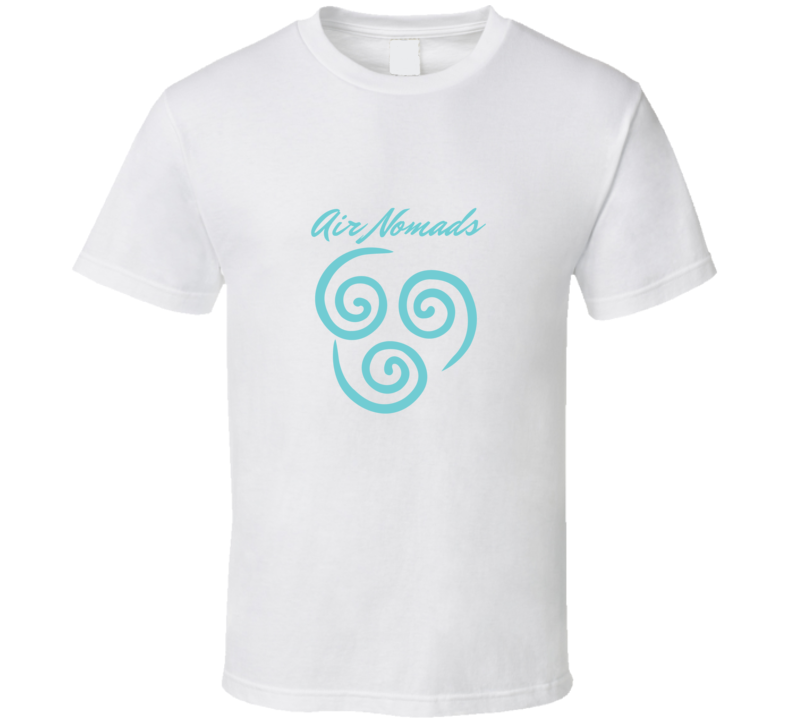 Air Nomads Aang Katara Avatar The Last Airbender Legend Of Korra  T Shirt