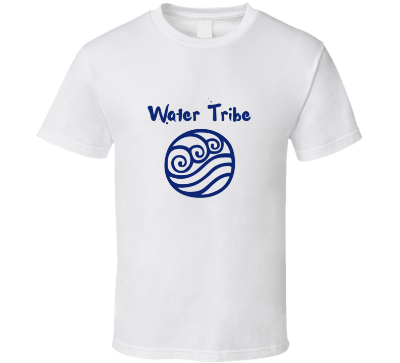 Water Tribe Avatar The Last Airbender Legend Of Korra T Shirt