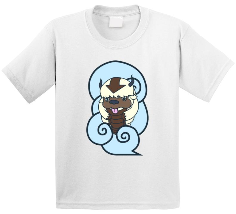 Appadorable Appa Avatar The Last Airbender Fan Art T Shirt