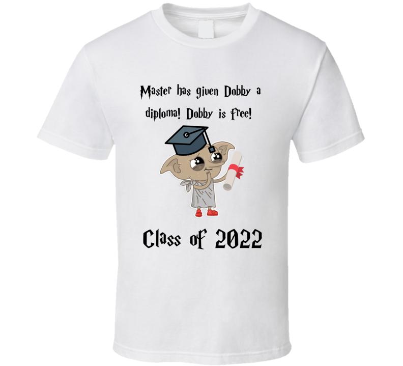 Dobby Diploma Graduation 2022 T Shirt