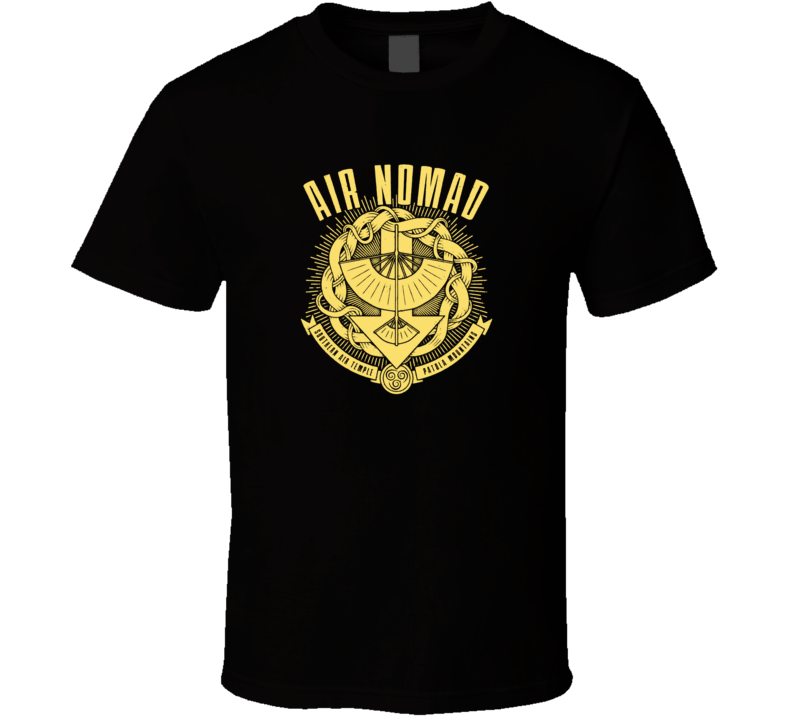 Air Nomad Southern Air Temple Patrol Avatar The Last Airbender Aang T Shirt