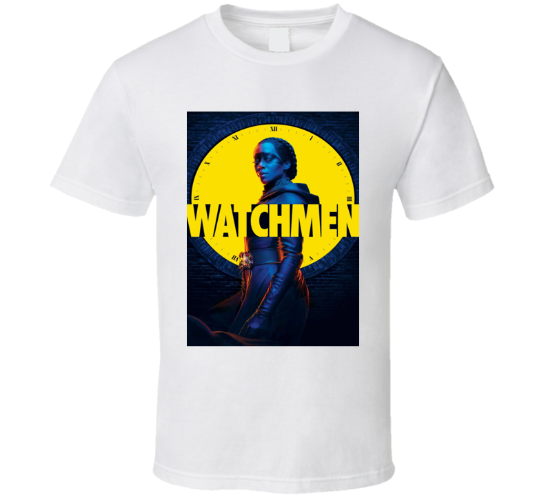Watchmen Emmy Nominated Trending Tv Showt T Shirt