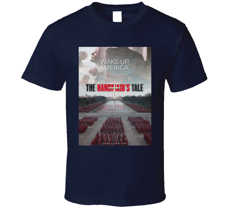The  Handmaid's Tale Emmy Nominated  Tv Show Gift Cool T Shirt
