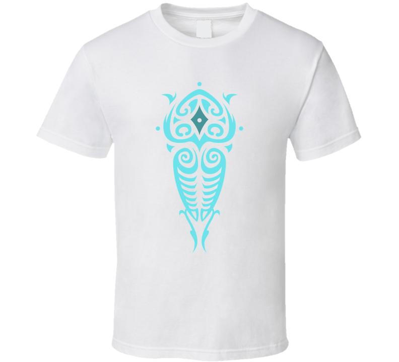 Raava Spirit Of Light And Peace Legend OF Korra Animated TV Series Fan T Shirt