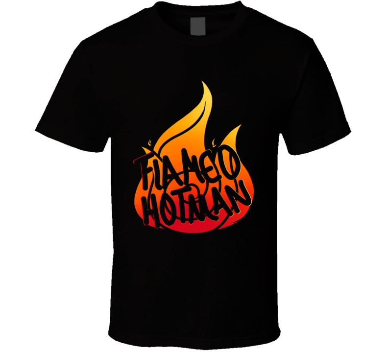Flameo Hotman Avatar The Last Airbender Fan T Shirt