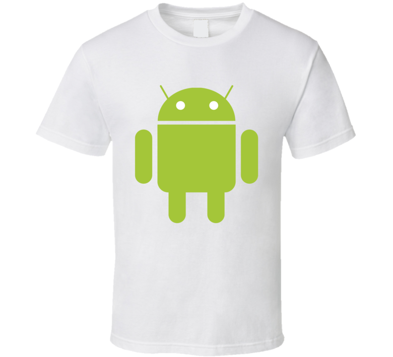 Android Phone Operating System Logo M&m Halloween Costume T Shirt