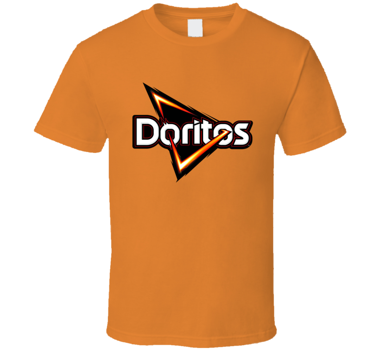 Doritos Chips Snack Logo Halloween Costume T Shirt