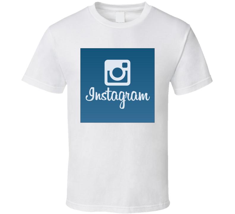 Instagram Logo Halloween Costume Social Media T Shirt