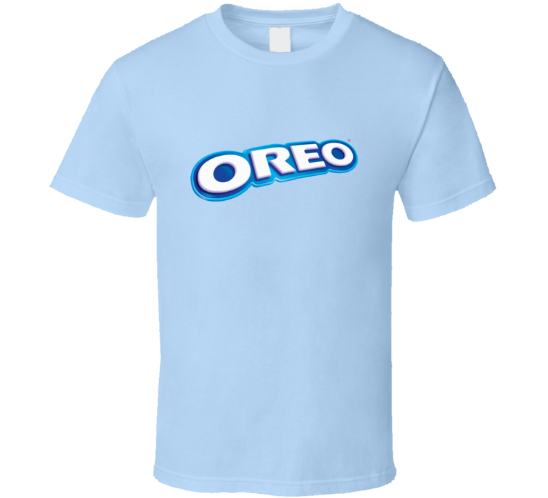 Oreo Cookies Logo Halloween Costume T Shirt