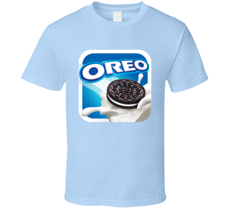 Oreo Cookies Logo Package Halloween Costume T Shirt