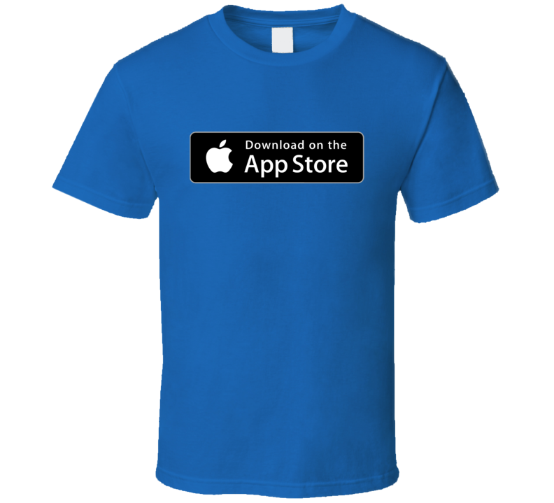 App Store Download Ipad Iphone Halloween Costume T Shirt