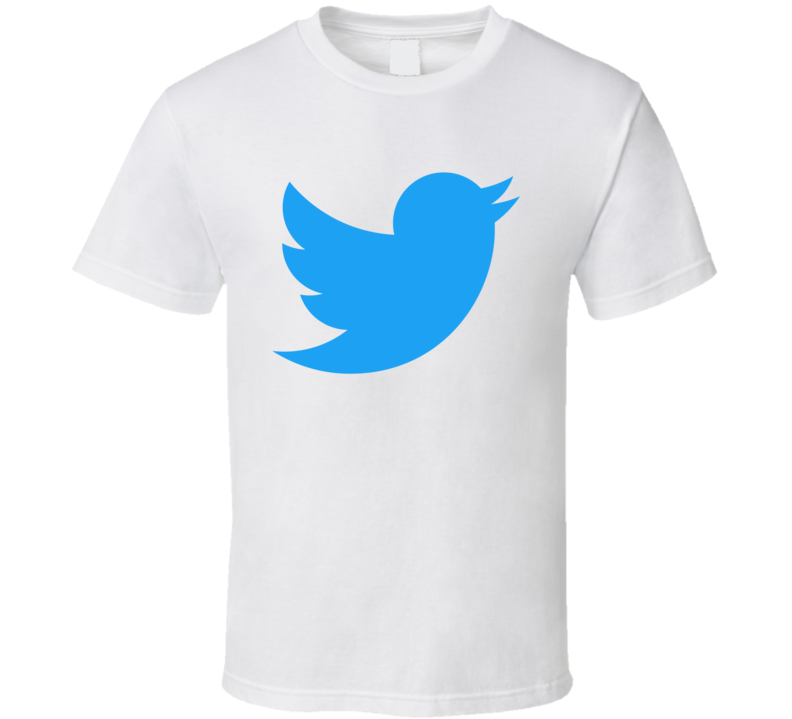 Twitter Bird Social Media Logo Halloween Costume T Shirt