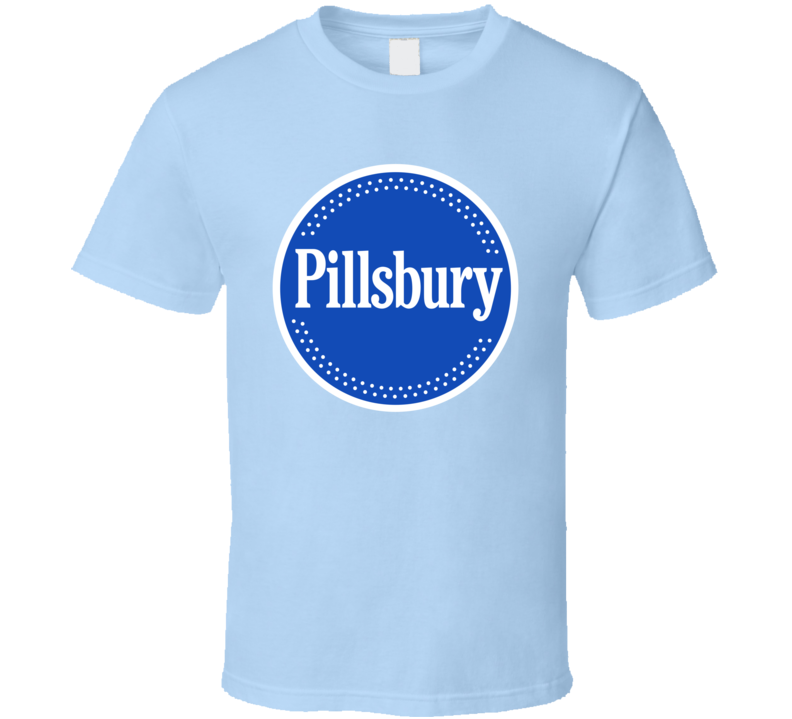 Pillsbury Logo Baking Dessert Halloween Costume T Shirt