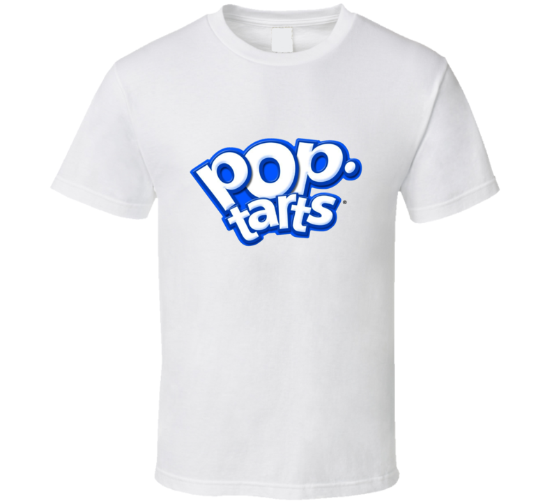 Pop Tarts Logo Breakfast Dessert Halloween Costume T Shirt